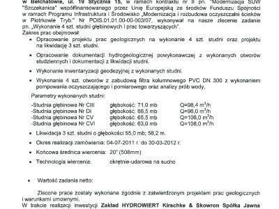 Referencje Hydro Marko